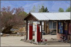 Dollar Gas (2bmolar ~ Off & On) Tags: hcs clichesaturday gas station pumps 0s