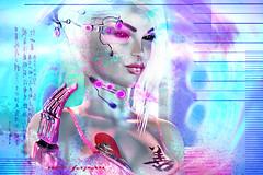 Cyborg - Thus Yootz (Thus Yootz_3) Tags: space scifi mechanical metal cyborg technology