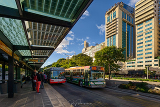 Bus Station - Buenos Aires