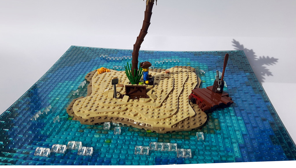 The world 39 s most recently posted photos of lego and pirate flickr hive mind - Ile pirate lego ...
