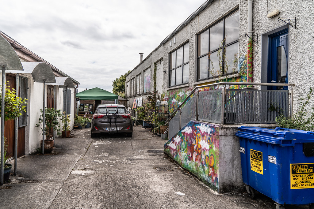 EXAMPLES OF STREET ART [URBAN CULTURE IN WATERFORD CITY]-142265