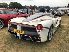 Ferrari LaFerrari (Marc Sayce) Tags: ferrari laferrari goodwood festival speed fos friday july 2018