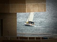 Hay un velero en el balcón! (Bonsailara1) Tags: bonsailara1 velero balcón sailboat balcony