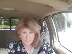 20180719_120104 (donna nadles) Tags: girlslikeus transgender transwoman transformation tg tgirl transgenderveteran translesbian transgenderwoman trans mtf male2female maletofemale maletofemalehormones makeup