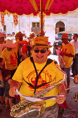 il-bandist daħkan (Maximus DiFermo) Tags: maximus difermo siggiewi festa marc fun band yellow 2018