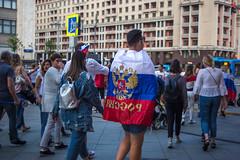 IMG_5226-5 (bbaffometi) Tags: street people glad celebration football sport moscow russia patriot fifa world cup