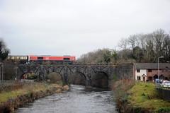 Bassaleg 77317 (kgvuk) Tags: railways trains southwales bassaleg newport locomotive diesellocomotive machenquarrybranch breconandmerthyrrailway class66 66230 dbcargo severnaggregator railtour