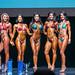 Open Bikini Medium 4th Roberta Cruz-Toews 2nd Maria Lee 1st Jennifer Lo 3rd Cheila Monteiro 5th Tara Jorgensen