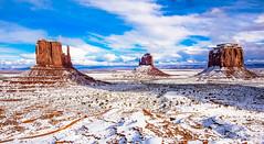Monument Valley, Utah/Arizona, USA (P English) Tags: oljatomonumentvalley arizona unitedstates us 24120 nikon d810 utah travel