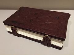 1-9 Codex and Craft at BGC (MsSusanB) Tags: byzantium book binding bard bgc bardgraduatecenter books codex codices craft ancientworld history technology