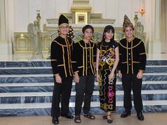 Kadazan Traditional Costume
