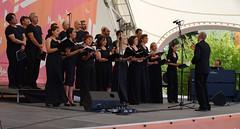 Picnic Concert (mattrkeyworth) Tags: landesgartenschau2018 landesgartenschau chor lgs2018 würzburg ilce7r3 sonya7riii sel85f14gm