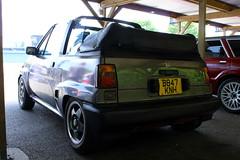 1985 Honda City Convertible (Dirk A.) Tags: b847knh 1985 honda city convertible