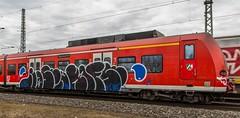 079_2018_03_10_Menden_0425_606_&_0425_xxx_DB_RB27_Rommerskirchen (ruhrpott.sprinter) Tags: ruhrpott sprinter deutschland germany allmangne nrw ruhrgebiet gelsenkirchen lokomotive locomotives eisenbahn railroad rail zug train reisezug passenger güter cargo freight fret staugustin mendenrheinl koblenz köln db dispo mrcedispolok rtb sbbc sncb eloc rb27 ice ic es64u2 es64f4 rurtalbahn pcc mosolf txltxlogistik wlb 0037 1216 4482 6101 6143 6145 6151 6152 6185 6186 7186 6187 6189 6193 0425 bahnbaugruppe logo outdoor natur graffiti