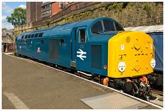 East Lancashire Railway (Richard Boyd 484) Tags: eastlancashirerailway elr 40012 bury