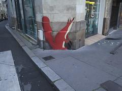 Nantes (Zerbi Hancok) Tags: france nantes street walls murs graffiti