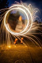 sparks (jillian rain snyder) Tags: long shutter exposure firework sparkler time elapse light painting fire july fourth summer fun explosion smoke