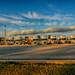 The Truck Yard Golden Hour