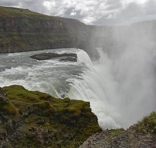 Friðland við Gullfoss Side Shot