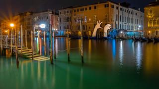 Hands of Venice