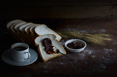 breakfast (Jiffy19) Tags: background bakery black bread breakfast brown closeup coffee continental cup delicious drink espresso food fresh healthy hotel meal morning nutrition nutritious pastry restaurant snack sweet table toast wooden