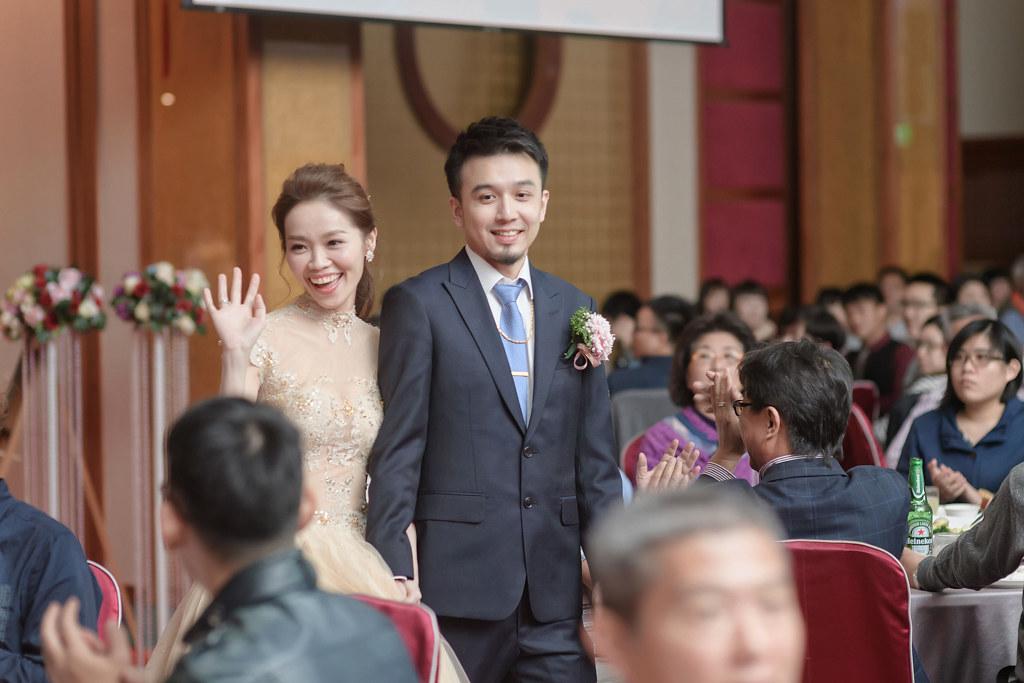 台南婚攝 - 總理大餐廳婚宴!婚禮紀錄-55