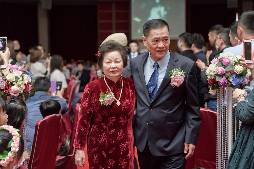 台南婚攝 - 總理大餐廳婚宴!婚禮紀錄-50