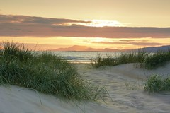 Tullan strand. (carolinejohnston2) Tags: donegal ireland dunes seaside shore evening