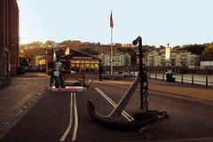 Atardecer en Bristol (igarzon) Tags: bristol harbor pier embarcadero inglaterra england reino unido uk dockyard