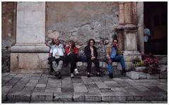 Resting. Taormina, Sicily (Pauls Pixels) Tags: allcontent