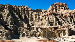 Red Rock Canyon State Park - California. USA (Feridun F. Alkaya) Tags: redrockcanyonstatepark redrock california usa rock canyon redrockcanyon desert cactus