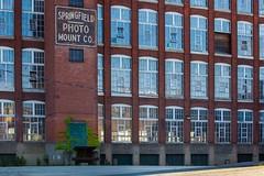 Holyoke, MA - 6/25/16 - #365 (joefgaylor) Tags: holyoke massachusetts westernmass factory mill old city cityscape architecture