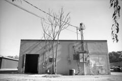 Rock Hill, Sc 2009 (kylemorrisseyphoto) Tags: memory bw finegrain canon illford kodak film 35mm