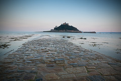 St Michael's Mount, Cornwall (Frightened Tree) Tags: st michaels mount cornwall marazion nt national trust island causeway seascape holiday vacation travel uk britain great brexit