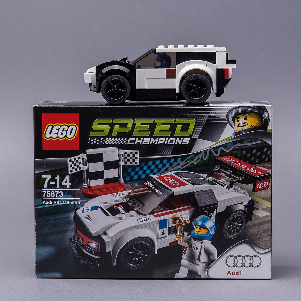 The World's Most Recently Posted Photos Of Audi And Lego
