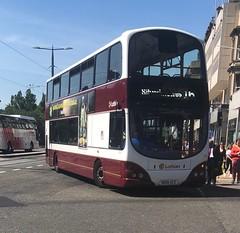 Lothian Buses 774 SN56 ACZ (CYule Buses) Tags: