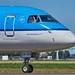 Sunny Hello from Flight KLM KL1416, LYS-AMS.