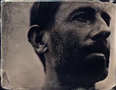 Pascal / III (Troisième type) Tags: collodion wetplate collodionhumide portrait busch pressman 4x5 lelabodutroisieme