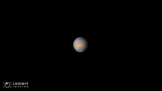 Mars, July 6, 2016