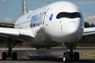 A7-ALZ Qatar Airways