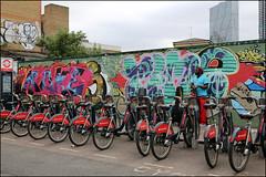 Make / Time (Alex Ellison) Tags: make time osv eastlondon shoreditch urban graffiti graff boobs