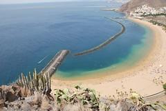 Playa De Las Teresitas, Санта-Круз, Тенеріфе, Канарські острови  InterNetri  770