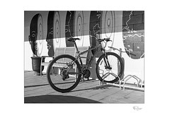 Wheels (radspix) Tags: mamiya 645 1000s sekor 55105mm f45 ilford hp5 plus pmk pyro