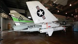 Ling Temco-Vought A-7B-3-CV Corsair II in Dallas