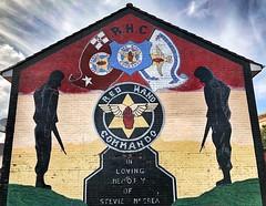 West Belfast - The murals (tatianalovera) Tags: murales streetart city ireland northernireland belfast
