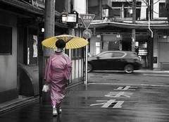 Kyoto spirit (Dmitry_Pimenov) Tags: kyoto japan geico maico street streetphotography travel spirit traditions history city asia girl kymono dress national fujifilmxt20 fujifilm dmitrypimenov киото япония майко гейша дмитрийпименов