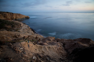 Sunset Cliffs, Blue Hour