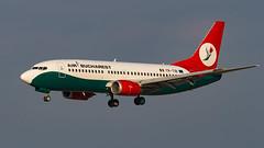 Boeing 737-3L9 YR-TIB Air Bucharest (William Musculus) Tags: basel mulhouse freiburg airport euroairport aeroport bsl mlh eap lfsb spotting yrtib air bucharest boeing 7373l9 737300