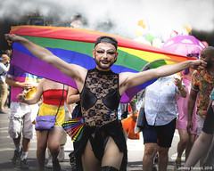 Bristol Pride 2018 (zolaczakl) Tags: bristolpride2018 lgbt bristol event costume flags smoke parade march photographybyjeremyfennell bristolinmonochrome nikond7200 nikonafsnikkor50mmf18glens uk england july 2018