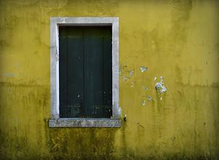 Una finestra di Mirano